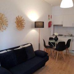 Апартаменты Shortstayflat Central Apartments Principe Real Лиссабон комната для гостей фото 2