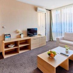 Отель Lucky Bansko Aparthotel SPA & Relax 5* Студия разные типы кроватей фото 5