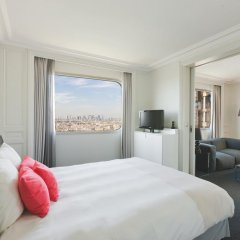 Отель Novotel Paris Centre Tour Eiffel 4* Представительский люкс с разными типами кроватей