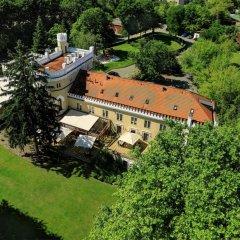 Отель Chateau St. Havel - wellness Hotel Чехия, Прага - отзывы, цены и фото номеров - забронировать отель Chateau St. Havel - wellness Hotel онлайн фото 9