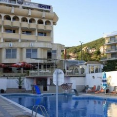 Laguna Hotel Свети Влас бассейн