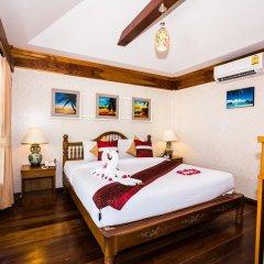 Курортный отель Lamai Coconut Beach 3* Бунгало с различными типами кроватей фото 24