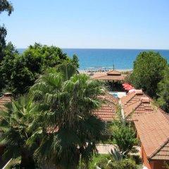 Safak Beach Hotel 2* Стандартный номер фото 17