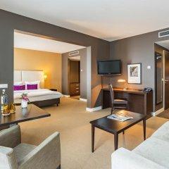 The Rilano Hotel München 4* Стандартный номер с различными типами кроватей фото 3