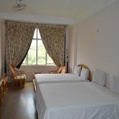 Saigon 237 Hotel 2* Стандартный семейный номер с двуспальной кроватью