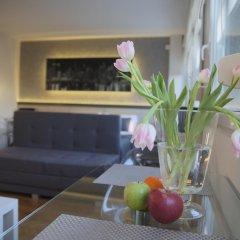 Апартаменты Business & Travel Apartments комната для гостей фото 2