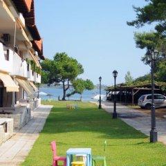 Отель Haus Platanos парковка
