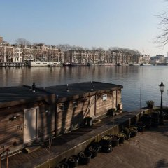 Отель Houseboat Little Amstel фото 2