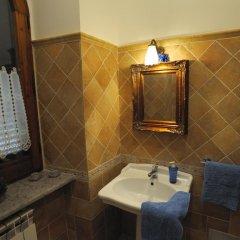 Отель Villa dei Fantasmi Рокка-ди-Папа ванная