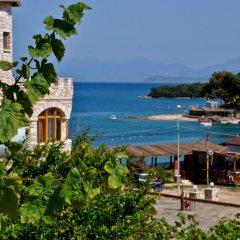 Отель Zace Studios Албания, Ксамил - отзывы, цены и фото номеров - забронировать отель Zace Studios онлайн пляж фото 2