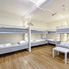 City Hostel Кровать в общем номере фото 19