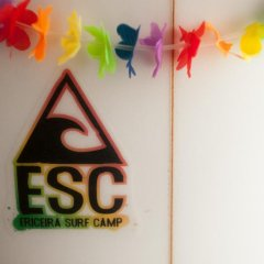 Отель Ericeira Surf Camp фитнесс-зал