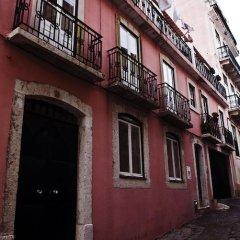 Отель Wonderful Lisboa Olarias Апартаменты с различными типами кроватей фото 37