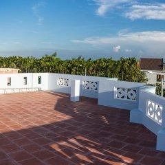 Отель Anh Nhung Guesthouse парковка