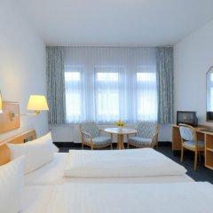 Hotel Gudow 2* Стандартный номер с двуспальной кроватью фото 2