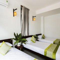 Отель Coconut Hamlet Homestay 2* Стандартный номер с различными типами кроватей фото 4