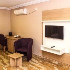Отель Visa Karena Hotels 3* Номер Делюкс с различными типами кроватей фото 2