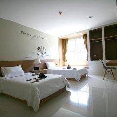 Chern Hostel Стандартный номер с 2 отдельными кроватями фото 3