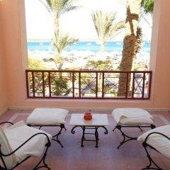 Отель Iberotel Makadi Beach 5* Улучшенный номер с различными типами кроватей фото 10