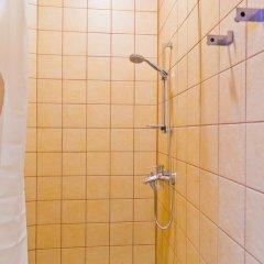 Hostel Tsentralny Кровать в женском общем номере с двухъярусной кроватью фото 11
