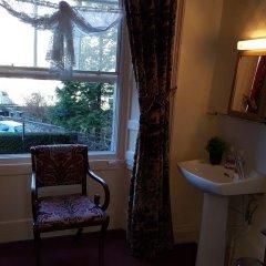 Отель Caravel Guest House Великобритания, Эдинбург - отзывы, цены и фото номеров - забронировать отель Caravel Guest House онлайн комната для гостей фото 5