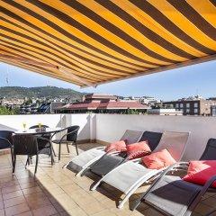 Отель Sarria Attic Испания, Барселона - отзывы, цены и фото номеров - забронировать отель Sarria Attic онлайн бассейн