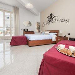 Отель Villa Savoia комната для гостей фото 3