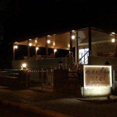 Отель Berfin Otel бассейн