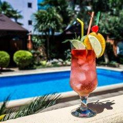 Гостиница Касабланка бассейн фото 3