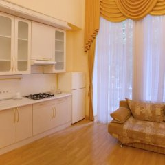 Гостиница Екатерина 3* Апартаменты с разными типами кроватей фото 10