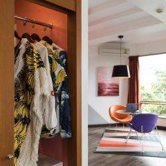Отель Sandalay Resort Pattaya 4* Улучшенный номер с различными типами кроватей фото 6