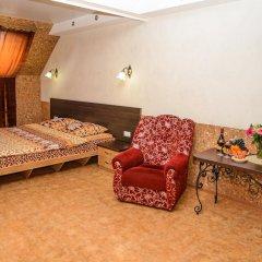 Гостиница Tolstogo City Стандартный номер с различными типами кроватей фото 11