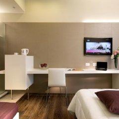 Отель Isola Sacra Rome Airport 4* Улучшенный номер с различными типами кроватей фото 3