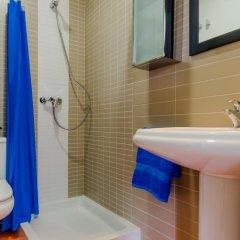 Отель Villa Almadraba Испания, Кониль-де-ла-Фронтера - отзывы, цены и фото номеров - забронировать отель Villa Almadraba онлайн ванная фото 2
