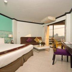 Отель Bella Villa Metro 3* Улучшенный номер с двуспальной кроватью фото 2