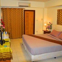 Отель Silver Gold Garden Suvarnabhumi Airport 3* Улучшенный номер с различными типами кроватей фото 2