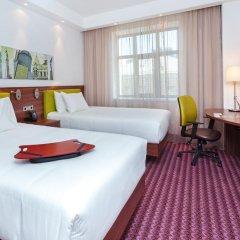 Гостиница Hampton by Hilton Samara 3* Стандартный номер с разными типами кроватей фото 10