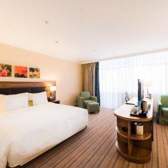 Гостиница Hilton Garden Inn Красноярск 4* Полулюкс разные типы кроватей