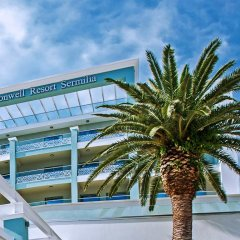 Отель Cronwell Resort Sermilia пляж фото 2