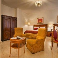 Hotel Leon D´Oro 4* Стандартный номер с различными типами кроватей фото 17