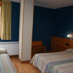 Отель Hostal Los Valles Стандартный номер с различными типами кроватей фото 5