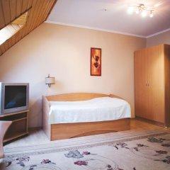 VIP Hotel Стандартный номер разные типы кроватей фото 4