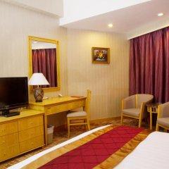 Century Plaza Hotel 3* Улучшенный номер с различными типами кроватей