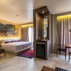 Siam@Siam Design Hotel Bangkok 4* Номер Делюкс с двуспальной кроватью фото 2
