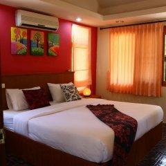 Отель Phalarn Inn Resort 2* Бунгало с различными типами кроватей фото 15