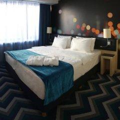 Гостиница Санкт-Петербург 4* Улучшенный номер с двуспальной кроватью