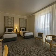 Hotel Mundial 4* Стандартный номер двуспальная кровать фото 4