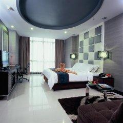 Отель FuramaXclusive Asoke, Bangkok 4* Номер Делюкс с различными типами кроватей
