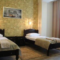 Гостиница Мистерия Стандартный номер 2 отдельными кровати фото 4