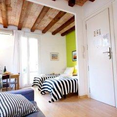 Отель Barceloneta Studios Барселона комната для гостей фото 4